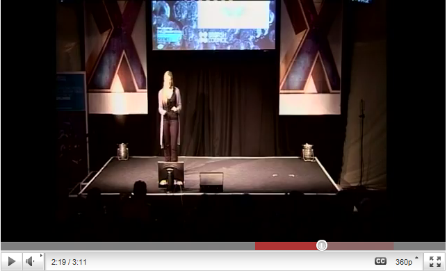Η Μυρτάνη Πιερή μιλά για ένα θαυμαστό παράδοξο της βιολογίας στο Famelab International 2011