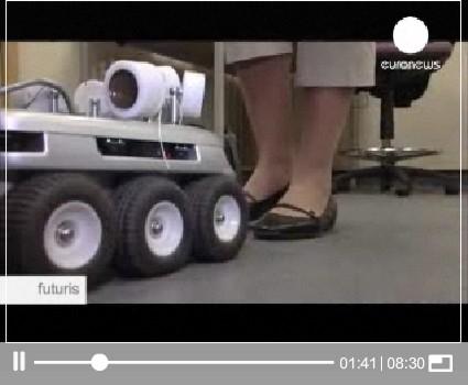 Ρομπότ που αισθάνονται και αντιδρούν