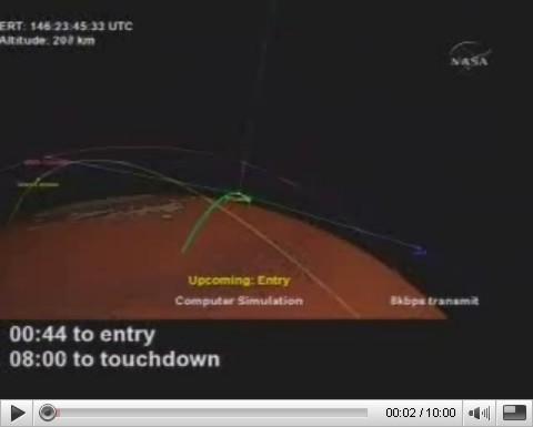 Ο Φοίνικας προσγειώνεται στον Άρη