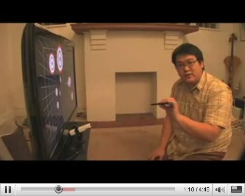 Wii για ... εικονική πραγματικότητα