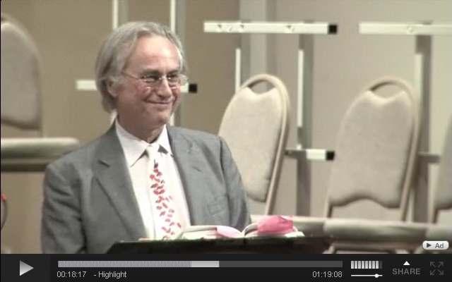 The Greatest Show on Earth - o Richard Dawkins μιλάει για τη θεωρία της εξέλιξης