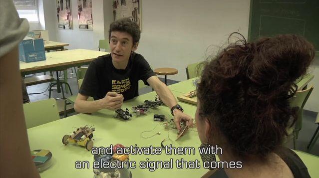 Arduino: το επίσημο ντοκυμανταίρ