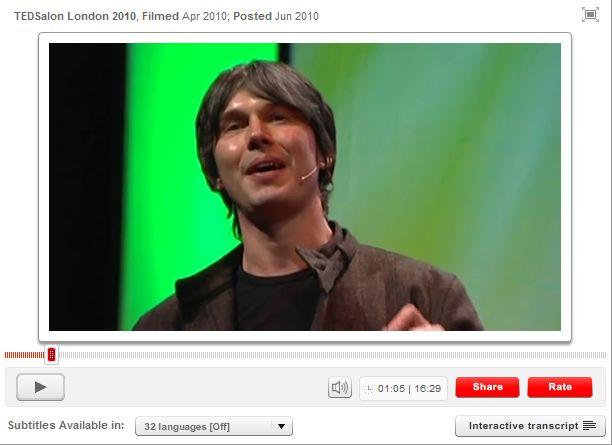 TED: Μπράιαν Κοξ - Γιατί χρειαζόμαστε τους εξερευνητές