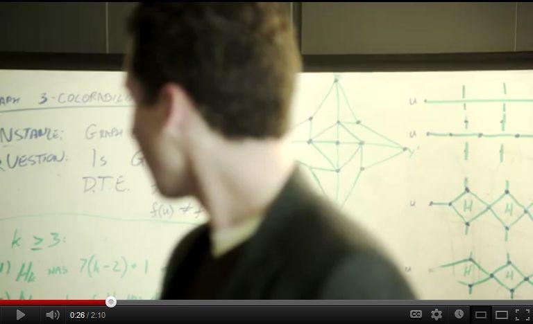 Ένα άλυτο μαθηματικό πρόβλημα (P vs NP) φτάνει στη μεγάλη οθόνη