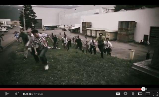 Decay: μια ταινία για ζόμπι στο ...CERN