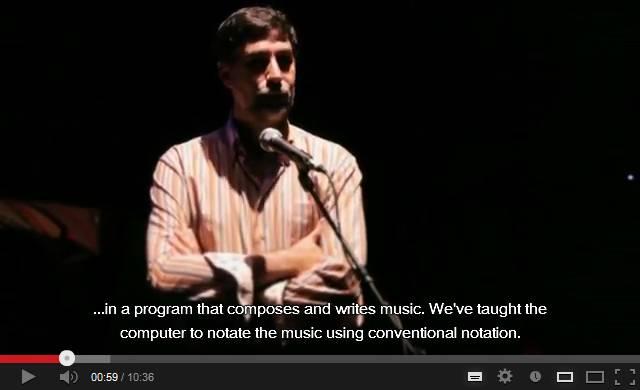 Οι υπολογιστές συνθέτουν κλασική μουσική, χωρίς την παρέμβαση ανθρώπων