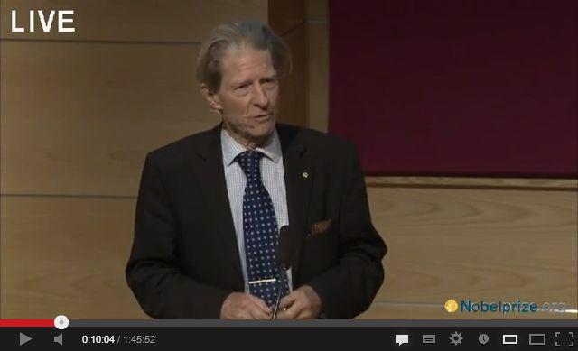 Βραβεία Nobel: παρακολουθήστε ζωντανά την ανακοίνωση των ονομάτων που βραβεύονται