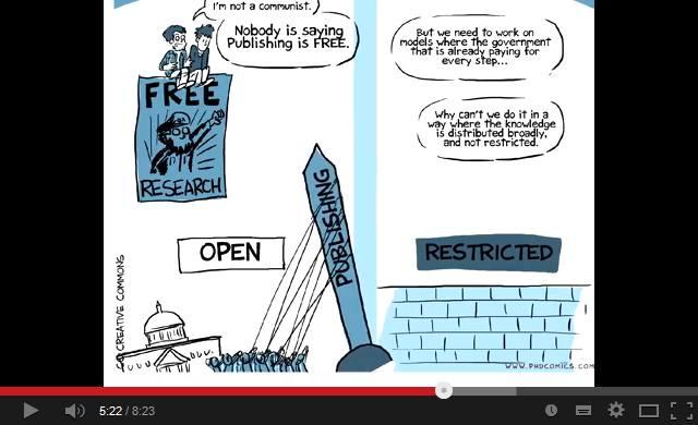 Γιατί χρειαζόμαστε την ανοικτή πρόσβαση στην επιστημονική έρευνα;